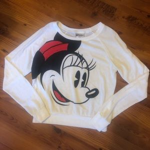 Disney Parks | Minnie Mouse Long Sleeved Top
